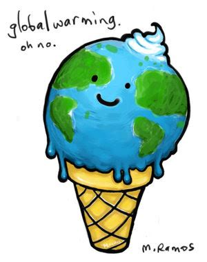Essay about global warming cause and effect